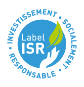 Logo label ISR